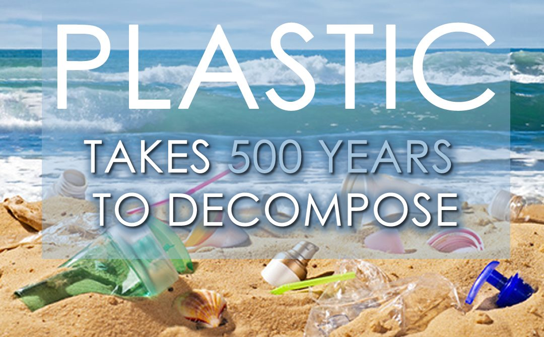 How Long Does Plastic Take To Decompose?