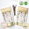 Vitamin Rich Natural Shampoo & Conditioner Set Biodegradable Refills