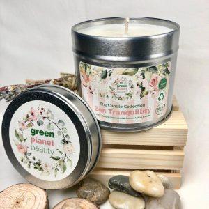Zen Tranquility 100% Natural Vegan Candle