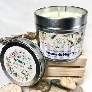 Mesmeric Nights 100% Natural Vegan Candle