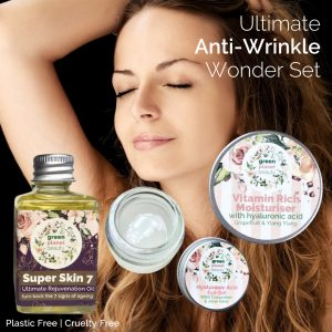 The Ultimate Anti-Wrinkle Wonder Box Set