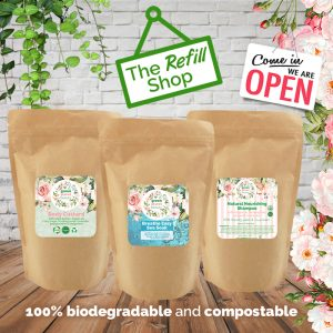 The Refill Shop – 100% Plastic Free & Biodegradable