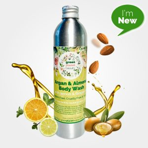 Argan and Almond Body Wash