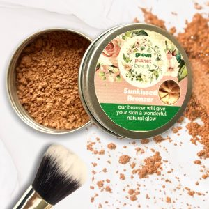 Vegan Natural Mineral Bronzer Refillable Tin