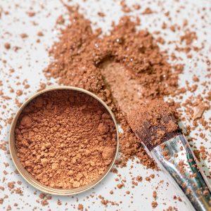 Vegan Natural Mineral Bronzer Refillable Tin