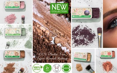Introducing Our New Mineral Makeup Collection